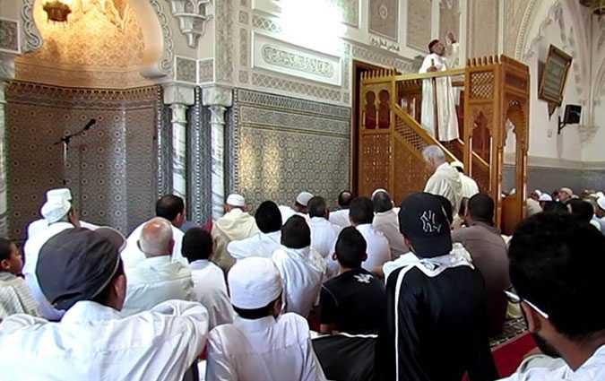 حياد المساجد