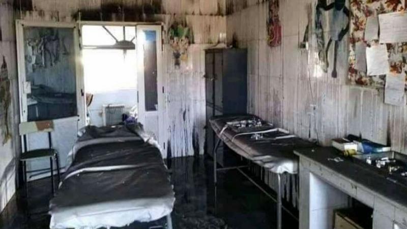 توفي 8 رضع، اليوم الثلاثاء، نتيجة حريق في جناح الولادة بمستشفى بشير بن ناصر، في ولاية الوادي بالجزائر